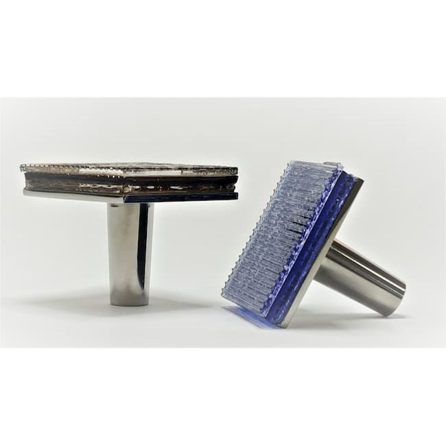 Riffs Collection - 2 in. Square Pull - RSQP2 - Cabinet Knob